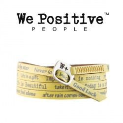 Bracciale WE POSITIVE VINTAGE COLL 145 Sunflower