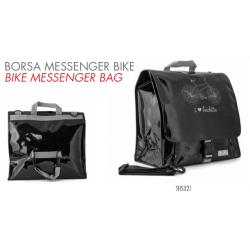 Borsa Bike Messenger NERA per bicicletta