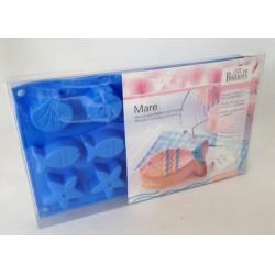 Stampo in silicone soggetti  Mare 15 pz