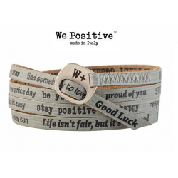 Bracciale WE POSITIVE VINTAGE  Col. Salvia
