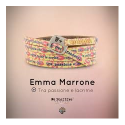 Bracciale WE POSITIVE for EMMA  Giallo